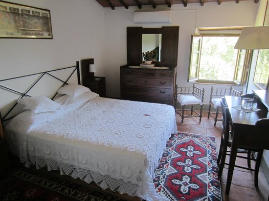 Agriturismo Marciano: Our room