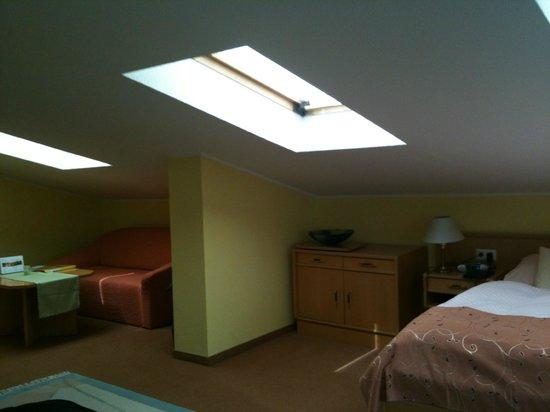 Pension Parkhotel Sassnitz Rügen: Room Was Very Clean & Comfortable