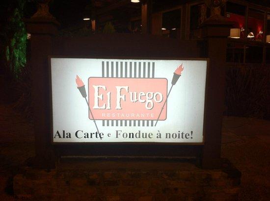 El Fuego Restaurante: Fondue El Fuego