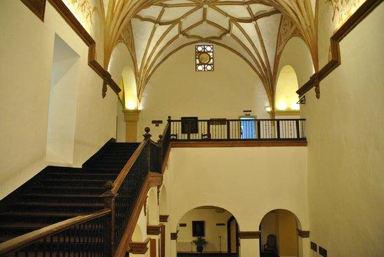 Monasterio de Piedra: Escaleras