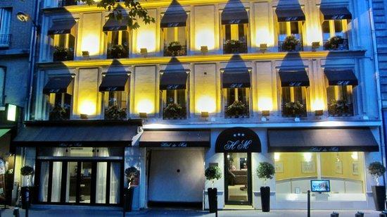 Hotel Du Midi Paris Montparnasse: Außenansicht