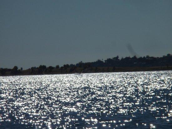 Folsom Lake State Recreation Area: Return trip