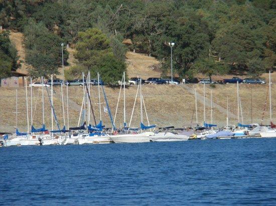 Folsom Lake State Recreation Area: The Marina