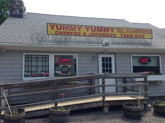 Take Out Review Of Yummy Chinese Anese Restaurant New Fairfield Ct Tripadvisor
