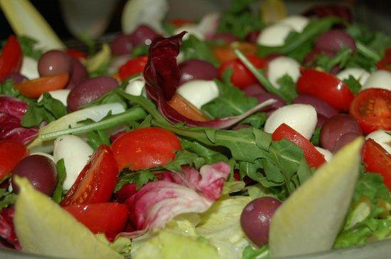 Restaurante Delicacy: Saladas Deliciosas