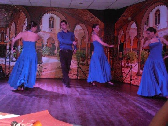 Tablao Flamenco El Embrujo: Couleur et musique du flamenco
