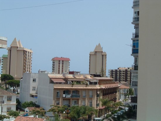 Veramar Apartments Fuengirola: view from room 4th floor