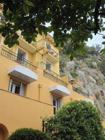 Hotel La Perouse: Vista da varanda