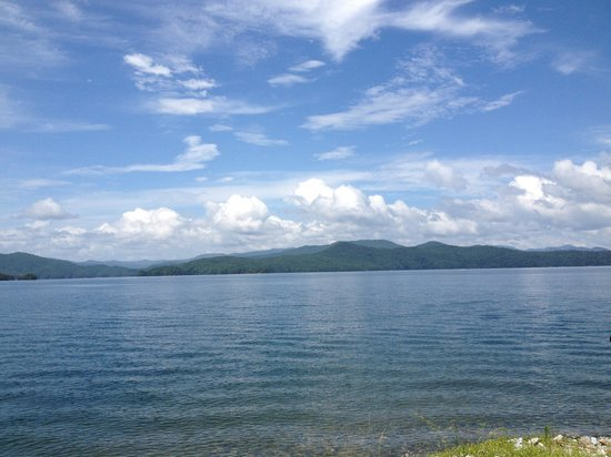 Carolina Selatan: Lake and mountains