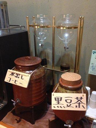 Mizu no To: 無料水出しコーヒー