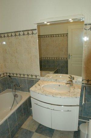 Les Venitiennes : Salle de bains