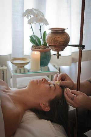 Waterstone Spa : Ayurvedic treatment at the spa