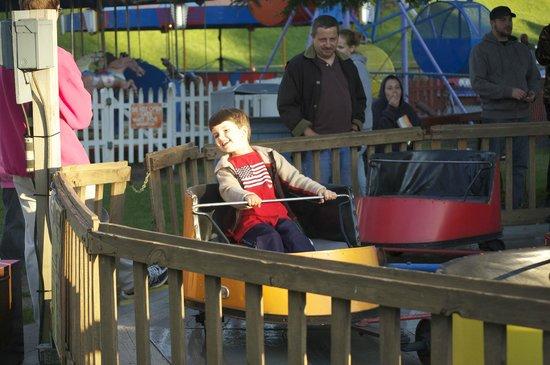 sylvan beach amusement park kiddie whip