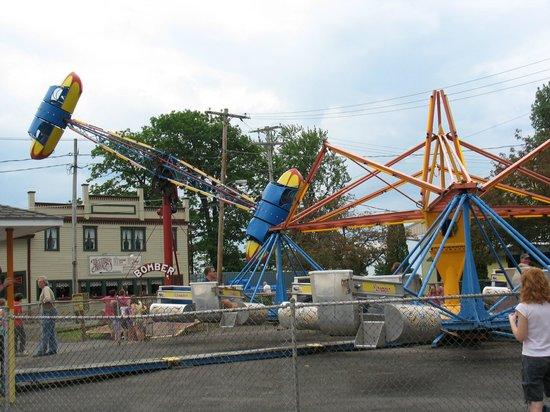 sylvan beach amusement park scrambler