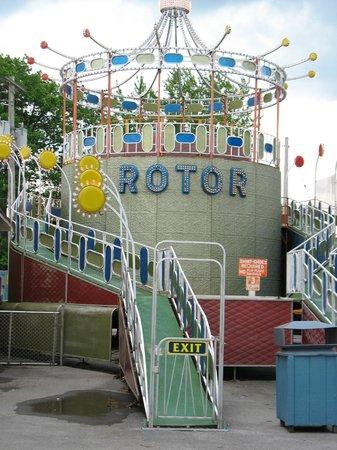 sylvan beach amusement park rotor