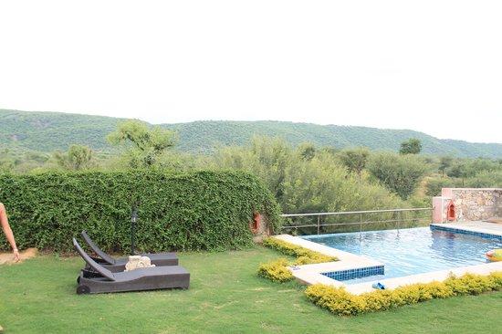 Tree of Life Resort & Spa: Private Pool