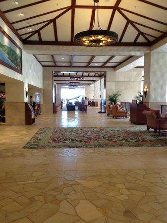 Marriott Ko Olina Beach Club: Lobby