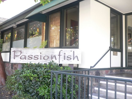 Passionfish: entrance