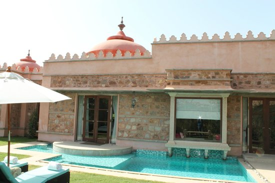 Tree of Life Resort & Spa Jaipur: Pool Villa