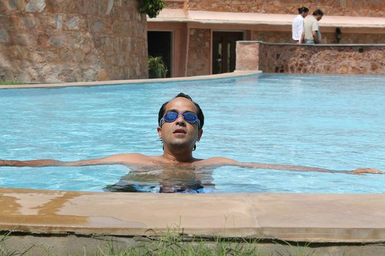 Tree of Life Resort & Spa Jaipur: Main Pool