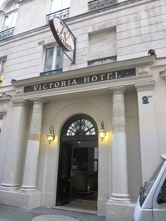 Victoria Hotel: Ingresso dell'Hotel