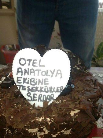 Evin Hotel 2: Anatolia Otel Ekibine Özel...