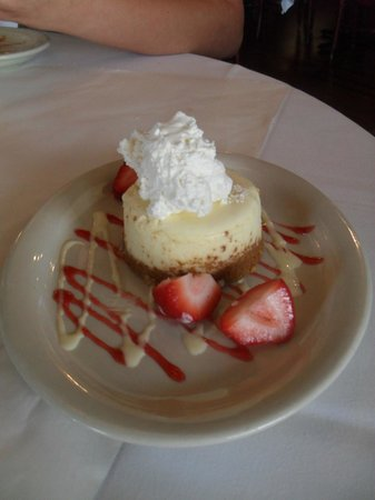 Francesca's by the River: Cheese cake