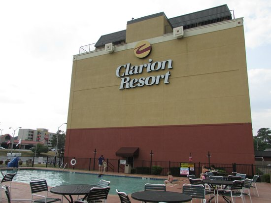 Clarion Resort on the Lake: Hotel