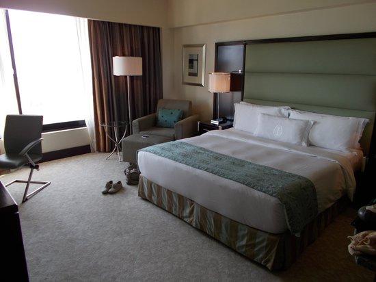 InterContinental Abu Dhabi: Bett