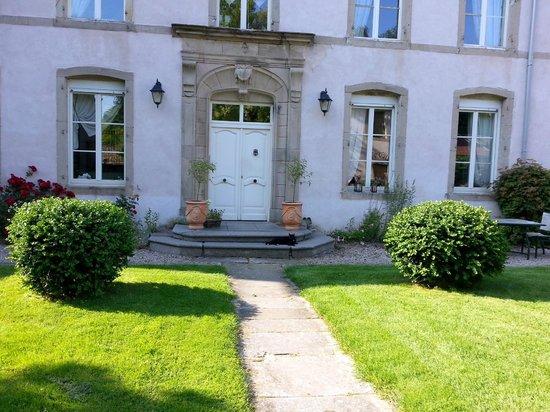 Château de Failloux : Entrée de la maison
