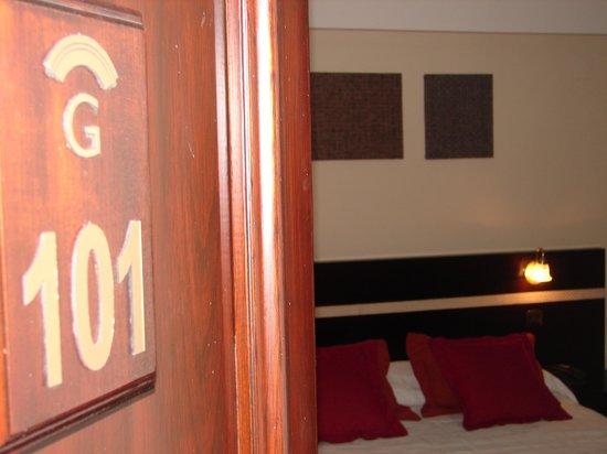 Gregorio I Hotel Boutique: La mejor habitacion, suite 101