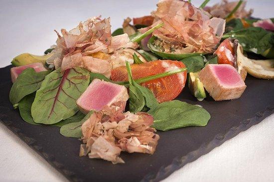 Fish Market: Tuna salad