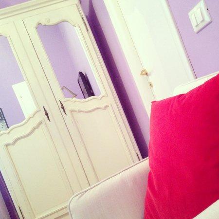Gli Artisti Bed & Breakfast: camera