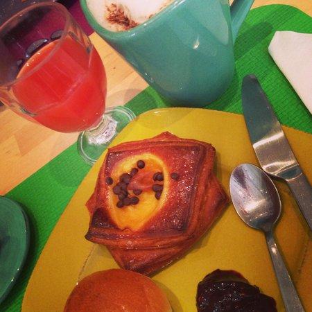 Gli Artisti Bed & Breakfast: colazione