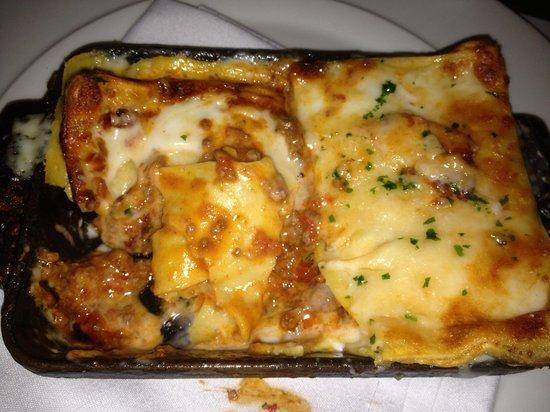 Drago Centro : Lasagne Dish