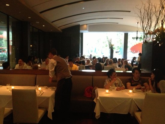 Drago Centro : Another View of Main Dining Room