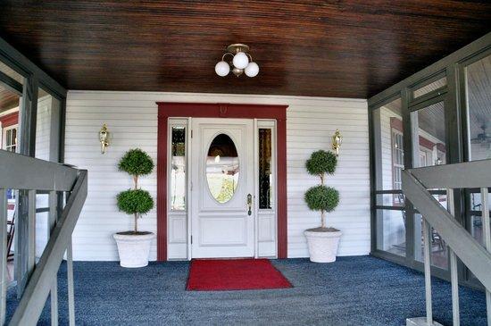 Quality Inn Auburn: Eingang
