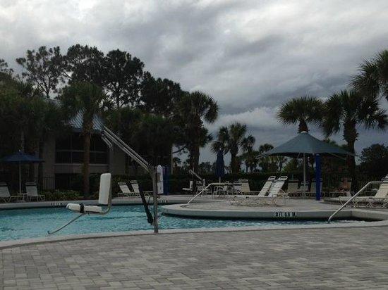 Marriott's Sabal Palms: Pool area