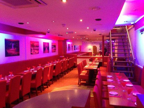 Aladin Brick Lane: The Red Lounge