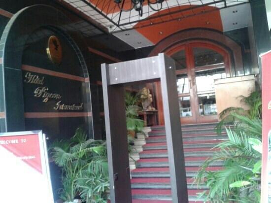 OYO 4452 Hotel Pigeon International: hotel exteriors