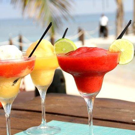 Sca Beach Club Restaurant: Margaritas