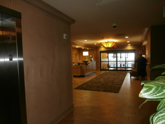 Hampton Inn and Suites Dodge City: Hotel Interior