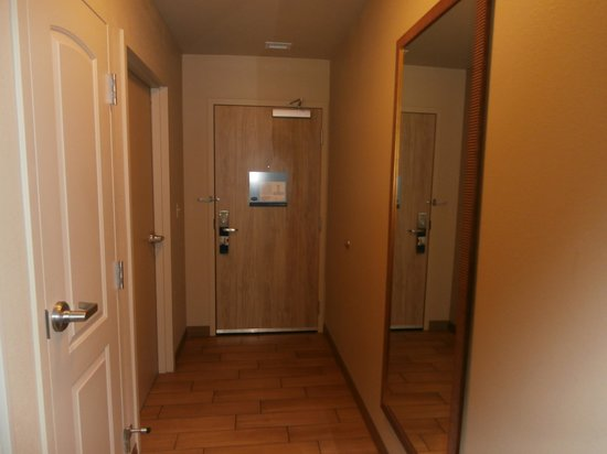 Hampton Inn and Suites Dodge City: Room Interior