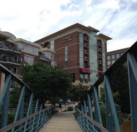Hampton Inn & Suites Greenville - Downtown - Riverplace: Hampton Inn