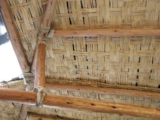 Alpaca Chef: soffitto caratteristico