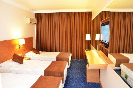 Grand Efe Hotel: yeni tv ler