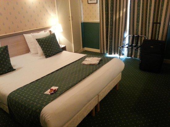 Hotel Soleil Terminus: Superior room