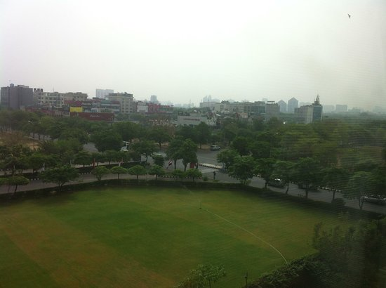 Crowne Plaza Hotel Gurgaon: Room View