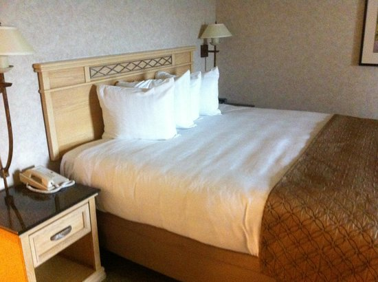 Edward Village Michigan: Bed