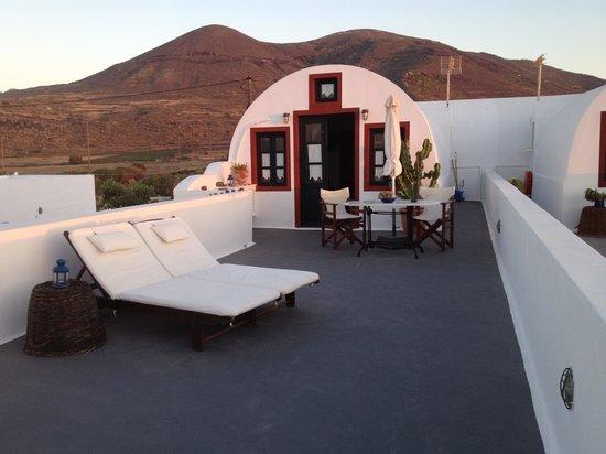 Almyra Studios : Roof top apartment